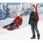 Санки KHW Snow Champion de luxe